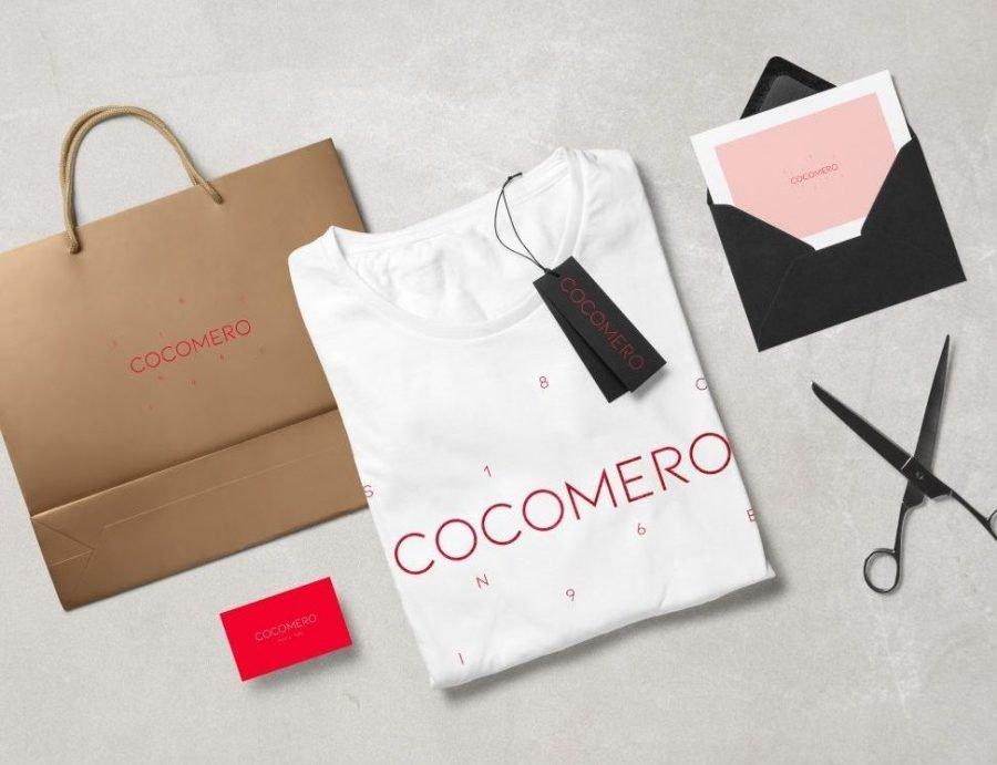 Diseño marca de ropa
