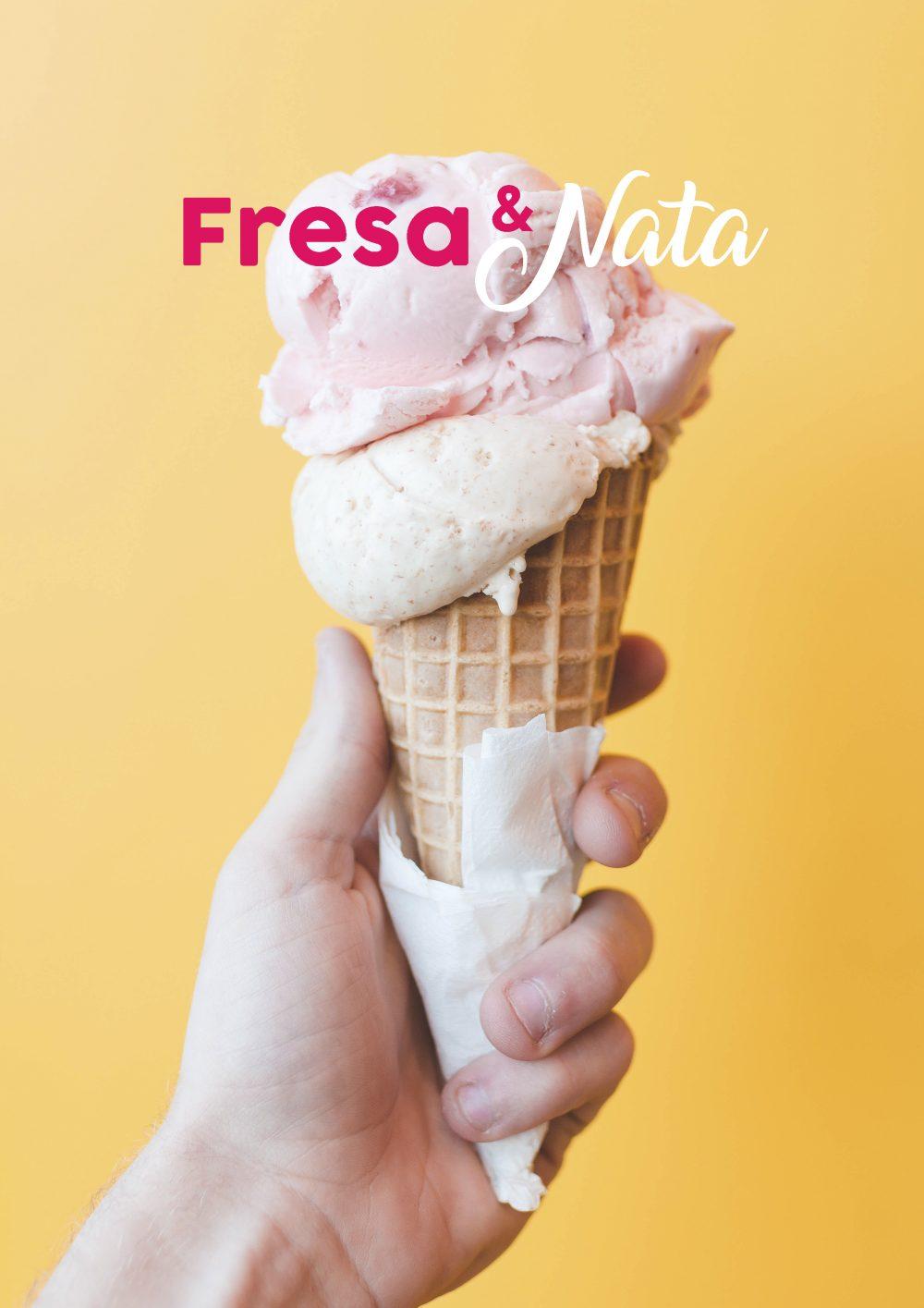 Imagen Fresa & Nata
