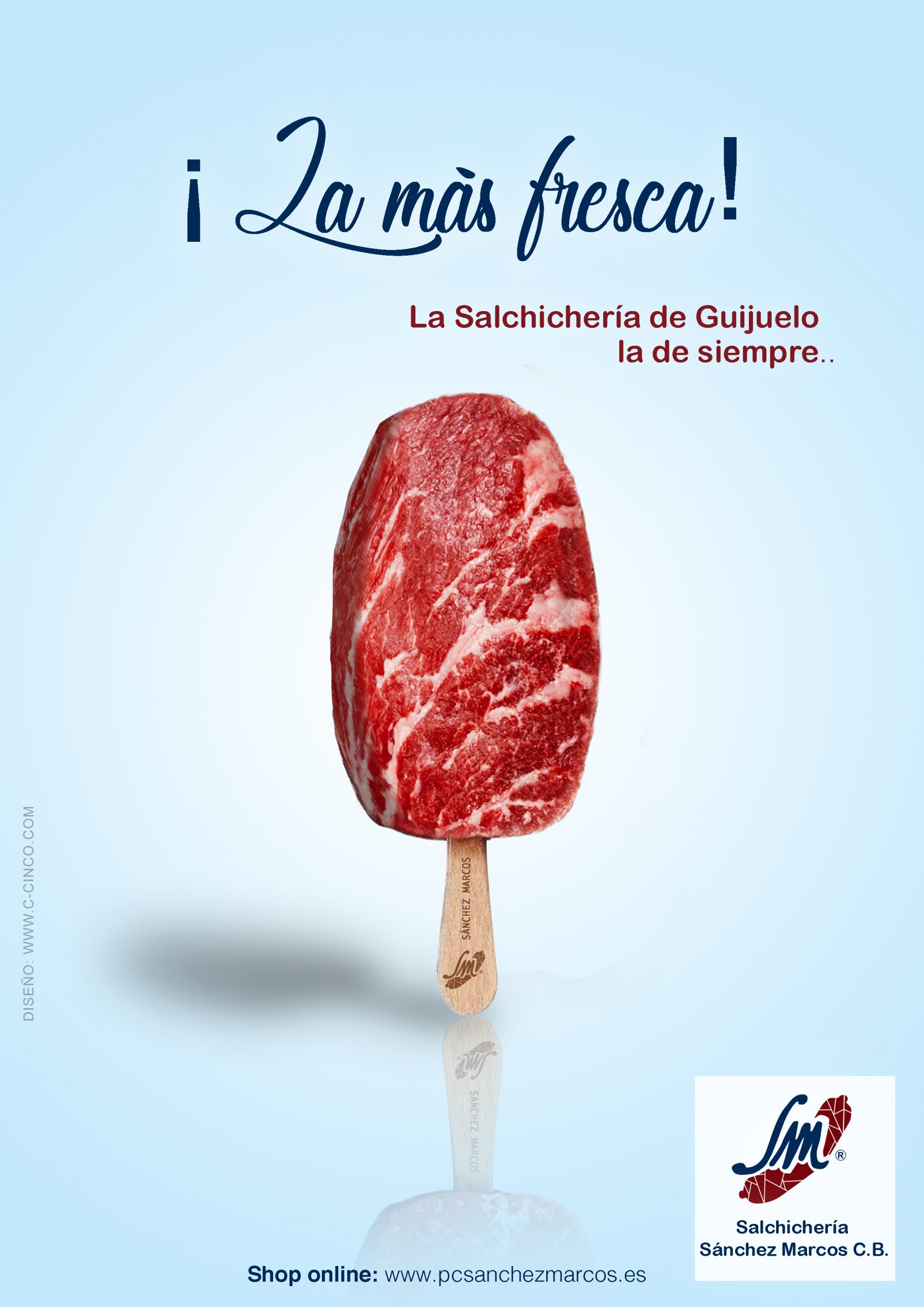 Publicidad La Salchicheria de Guijuelo